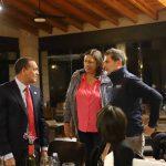 Se reúne la Presidenta Municipal de Ezequiel Montes con Embajador de República Dominicana