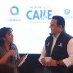 Habrá agua potable en Laderas del Salitre: Luis Nava