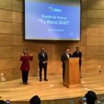 24 millones 700 mil pesos para entregar 10 mil 872 becas: Luis Nava