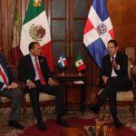 Recibe Gobernador a Embajador de República Dominicana