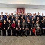 Dialogan rectores, ANUIES y funcionarios sobre proyecto nacional de Educación Superior