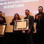 INE RECIBE LA CERTIFICACIÓN ISO 9001:2015