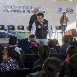 Apoyan obra en primaria de Joaquín Herrera