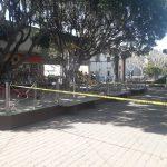 Riña en Mercado de Lomas de Casablanca deja un herido