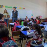 CON INVERSIÓN BIPARTITA CONTINÚA LA MEJORA DE INSTITUCIONES EDUCATIVAS EN TEQUIS