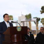 Pone en marcha Luis Nava Sistema Integral para la generación de energía limpia en Centro Cívico