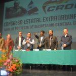 Antonio HernándezOviedonuevolíderde la CROC Querétaro