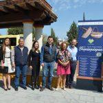 Entregan señaléticas en corredor turístico de Tequisquiapan