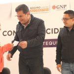 8,000 NIÑAS Y NIÑOS TEQUISQUIAPENSES CUENTAN CON SEGURO CONTRA ACCIDENTES