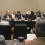 ASISTEN UGRQ Y SEDEA A COMITÉ  BINACIONAL MÉXICO-ESTADOS UNIDOS
