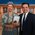 Asiste Luis Nava al Segundo Informe de la Rectora de la UAQ