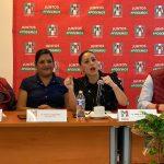 """""""Les guste o no, la reestructura del transporte público la inició Pepe Calzada"""": Abigail Arredondo"""