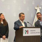 El voto no está escriturado para Mauricio Kuri: Hugo Cabrera