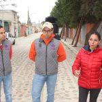 Supervisa Connie Herrera escuelas en San Pedro Mártir