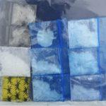 Se impide la distribución de droga al detener a tres personas