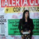 Pide Connie Herrera a Gobiernos garantizar salud de los mexicanos ante Coronavirus