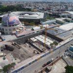 Estacionamiento Distrito Alameda comenzará a operar en marzo