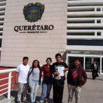 Solicitan Estudiantes al gobernadorotorgar clave para funcionamiento de Bachillerato