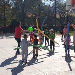 Realizan en preescolar encuentro pro identidad y valores