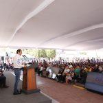 Gobernador anuncia obras de infraestructura social en Landa de Matamoros