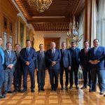 Gobernadores del PAN se reúnen con AMLO