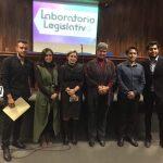 Presentan Laboratorio Legislativo Juvenil en la FCPS
