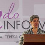 """""""Dejar de luchar por la educación, la autonomíay la viabilidad financiera, no es opción"""": Rectora UAQ"""