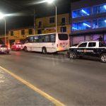 Frustra SSPM asalto a transporte público