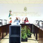 Presenta IEEQ programa de capacitación para el proceso electoral