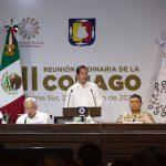 Entrega  Francisco Domínguez Conago fortalecida a su nuevo presidente Carlos Mendoza