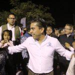 Entregan primera etapa de red de agua potable y drenaje en Jardines de la Corregidora