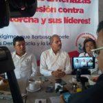 Querétaro se solidariza con Puebla. Exigen a Barbosa respetar democracia