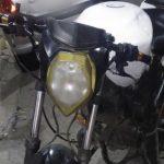 Presentado ante el Fiscal por conducir motocicleta robada