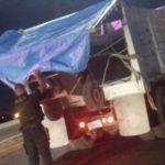 Policías de El Marqués aseguran a dos personas por robo