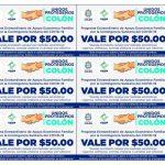 Entregarán mil pesos de vales a familias de Colón en apoyo por Coronavirus