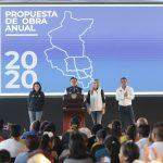 Anuncia Luis Nava 160 obras sociales en 230 colonias