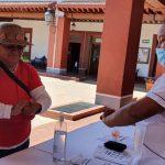 Reconocen a ciudadanos de Tequis por solidaridad ante medidas por #Covid19mx