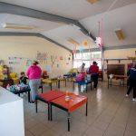 Realiza El Marqués brigada de limpieza en preescolar de Chichimequillas