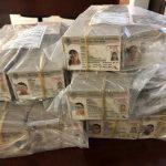Trituran más de 20 mil formatos de credencial INE