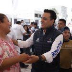 Encabezó Luis Nava jornada de Alcalde en tu Calle en El Romerillal
