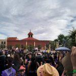 Saldo blanco por manifestación en Querétaro: PC