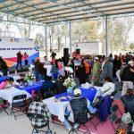DIF El Marqués celebra  encuentro con Adultos Mayores