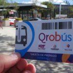Entregarán apoyo para 3 meses a usuarios preferentes de QroBús