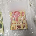 En distintas intervenciones, cuatro detenidos por uso de billetes falsos