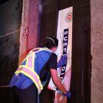 Cuatro establecimientos suspendidos tras operativo de Protección Civil Municipal