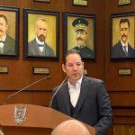 Gobernador no suspenderá actividades ni contacto con la gente