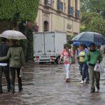 Pronostican lluvias en Querétaro para lunes y martes
