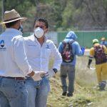 Supervisa Roberto Sosa trabajos de mantenimiento y preventivos de la Secretaría de Servicios Públicos
