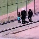 SSPMQ resguarda a dos niñas y un niño en San Pablo