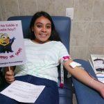 Universitarios del Campus Concá promueven la donación altruista de sangre